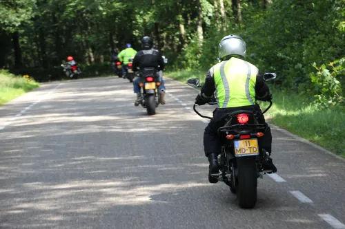 Motorrijbewijspoint Den Bosch motor lesplan