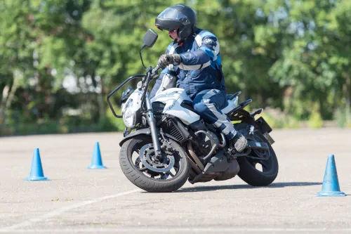 Motorrijbewijspoint Den Bosch motor rijtest